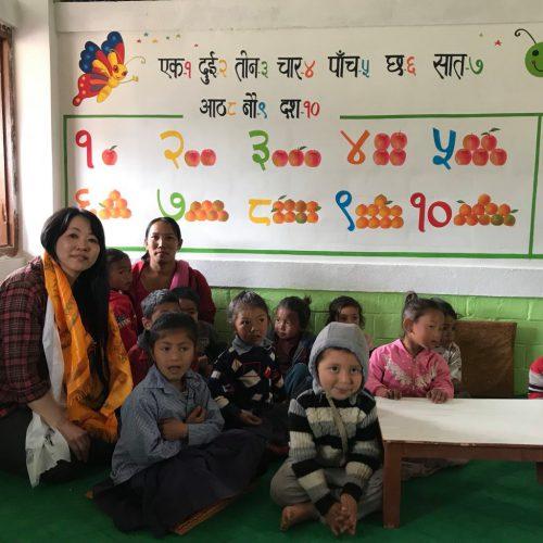 ネパール シンドゥパルチョク郡における小学校支援(2018年3月〜2019年3月)